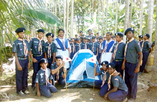 Scout & Guide Camp 2