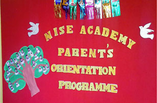 Parent Orientation Programme 1